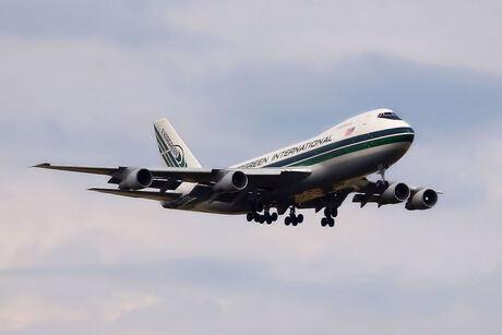 Evergreen B-747