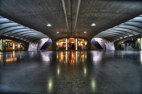 Guillemins station Luik II