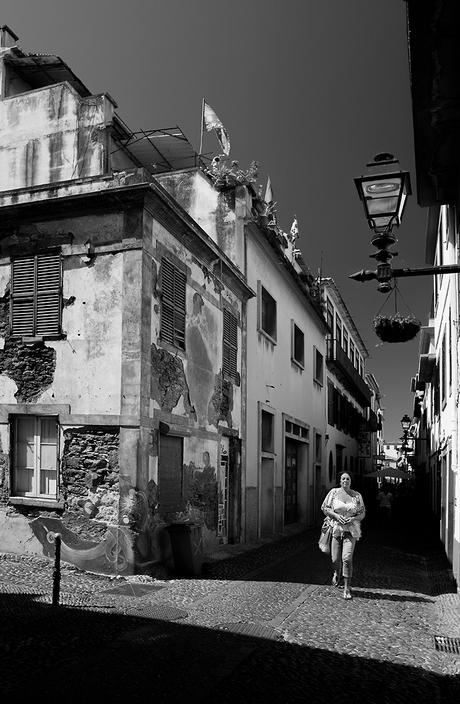 Ineke in Funchal 2