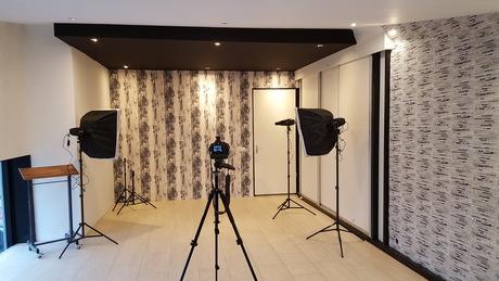 Mijn nieuwe studio