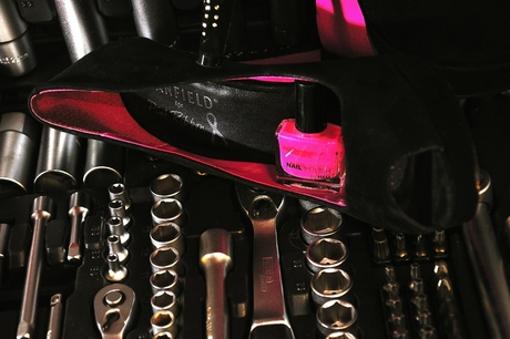 Girls toolbox