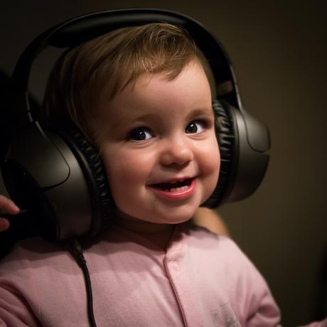 I love music baby
