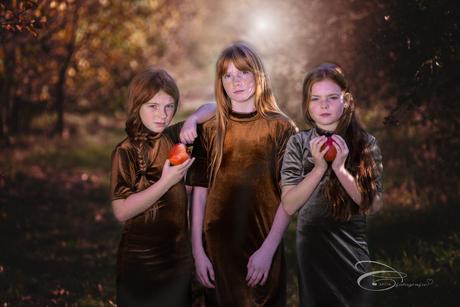 3 ginger girls
