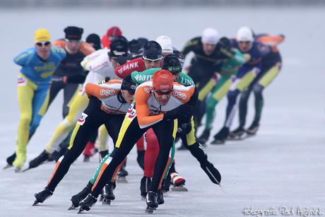 NK marathonschaatsen