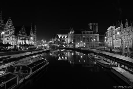 Gent by Night B/W