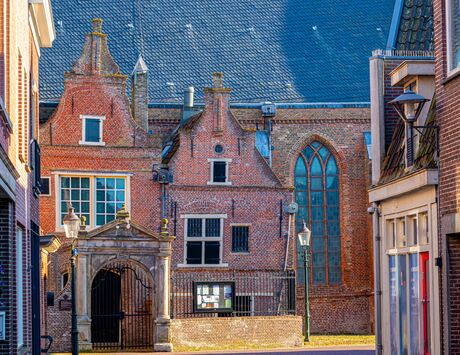 Kerk te Enkhuizen