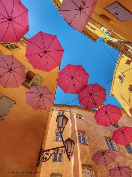 Onderste moeders paraplu...