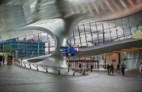 Interieur Station Arnhem