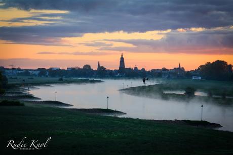 zonsopkomst Zutphen 2