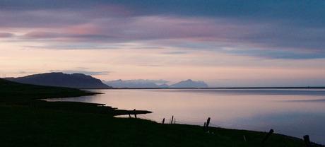 IJsland, twee uur s-nachts