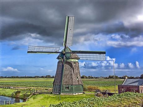 Molen, Hoorn IJsselmeer