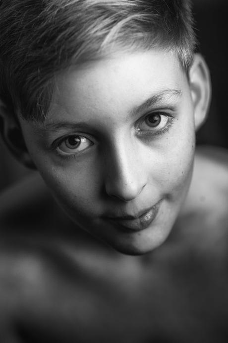 Close portret