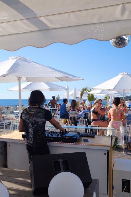 De Ibiza vibe