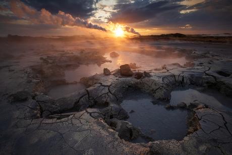 Geothermaal IJsland