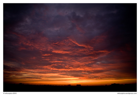 Zonsondergang #4