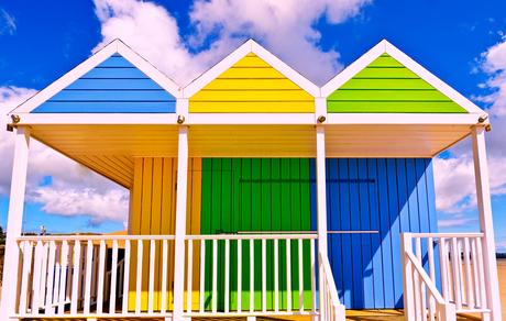 Strand (kleed)Huisje-Jersey 017