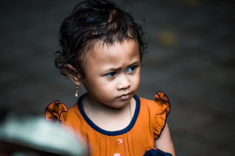 little balinese girl