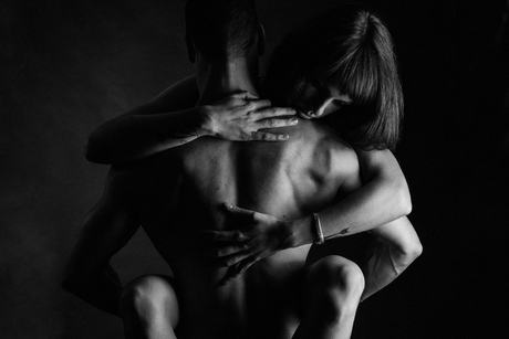 in those arms you are safe .......