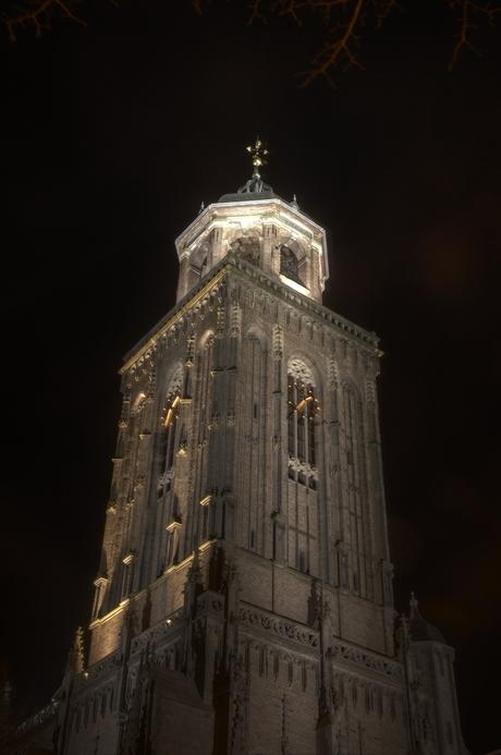 Deventer Kerktoren HDR