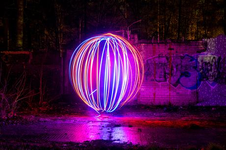 lightpaint art 3