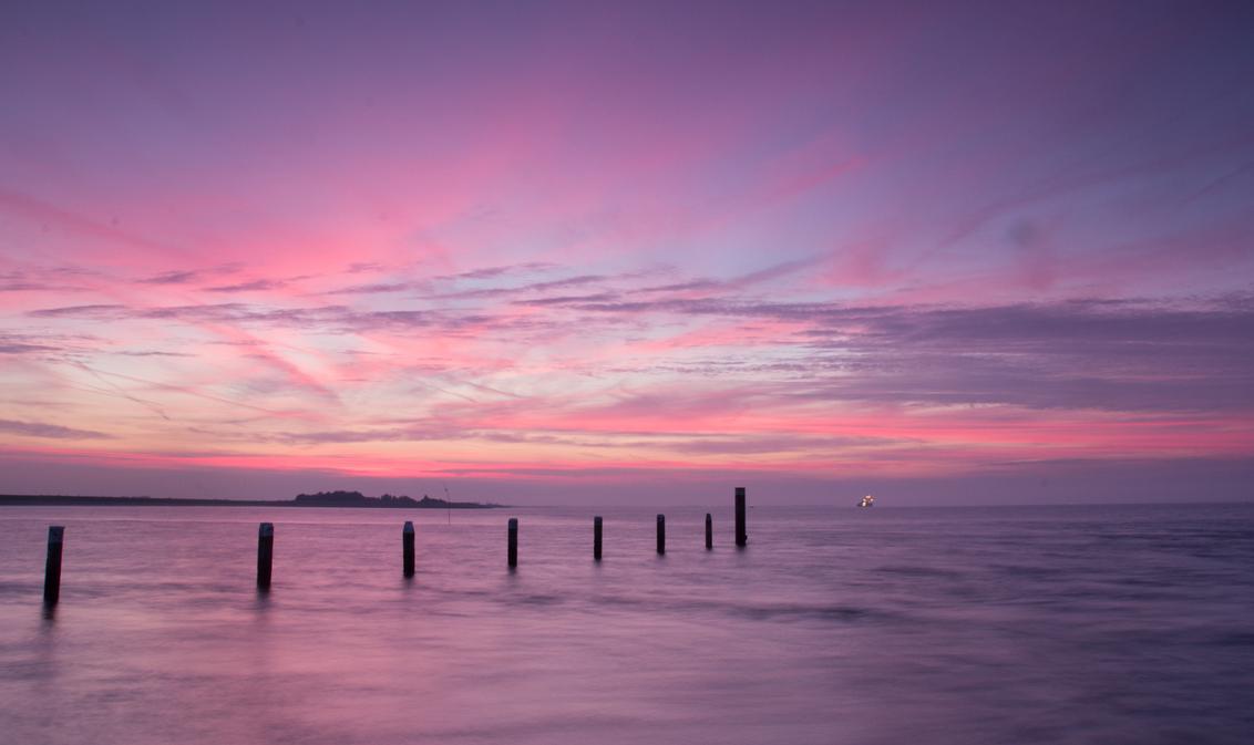 Morning Zen - Zonsopkomst in Gorishoek (Zeeland). - foto door serelsnauw op 28-09-2013 - deze foto bevat: landschap, zonsopkomst, sunrise, zeeland, holland, eos 60d, grad filter, serelsnauw