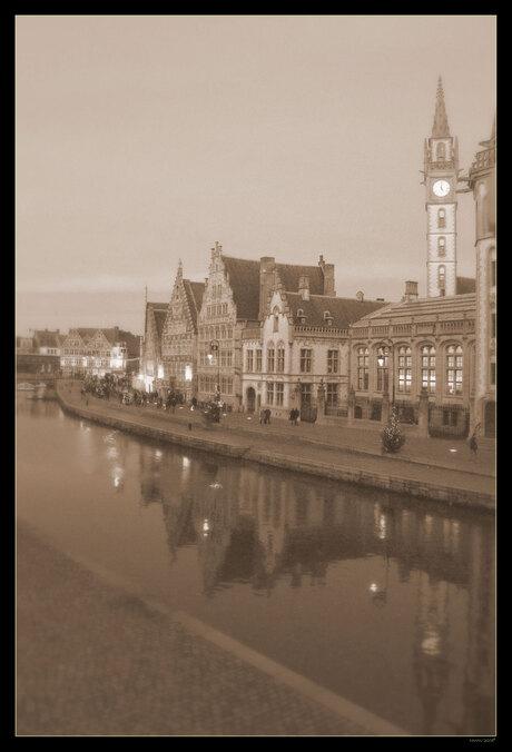 Gent twilight