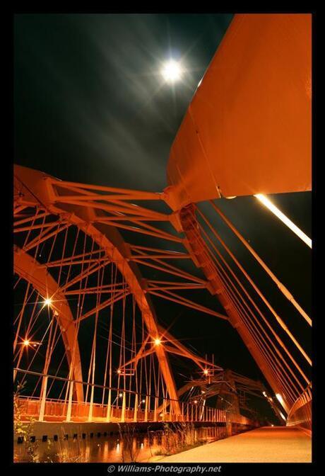 Eneus Heerema brug naar IJburg