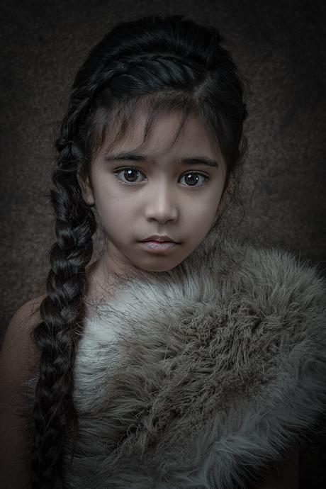 Meisje met de mooie ogen