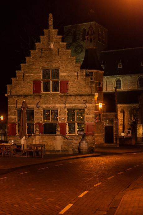 Oude Raadhuis Halsteren