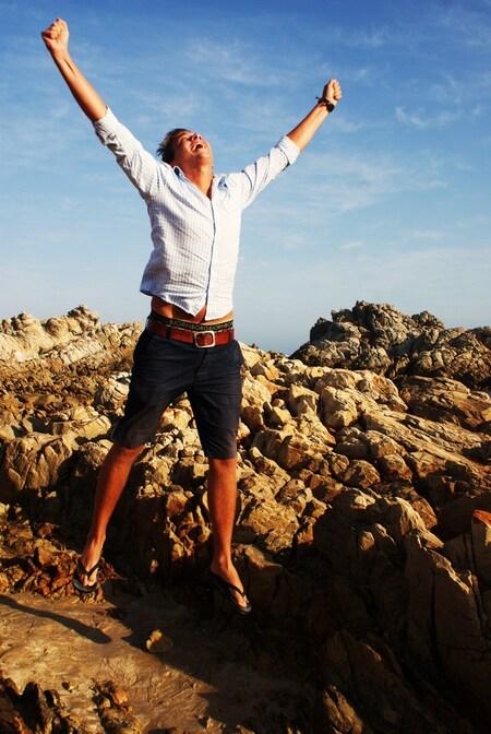 Enjoy! - Just live your own life and enjoy it! - foto door Teuntje- op 08-08-2013 - deze foto bevat: live, life, enjoy, zuid-afrika, schoenmakerskop