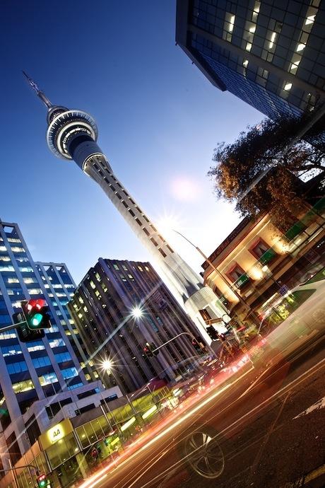 Auckland rush