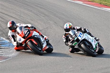 training superbikes