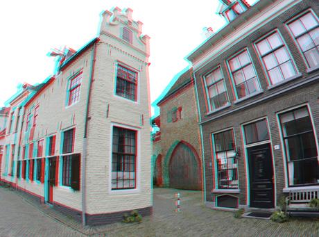 Oudewand Zutphen 3D Fish-eye