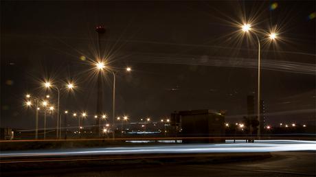 . . . Antwerp by night IV . . .