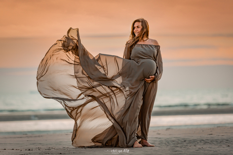 Love is like the wind....