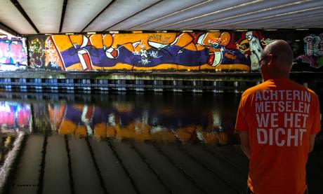 Kleurrijk Graffiti