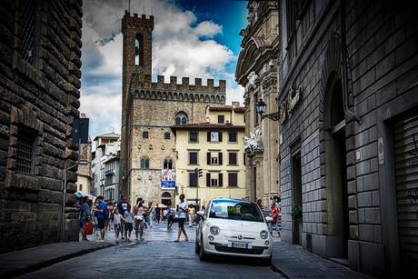 Firenze - Straatfoto