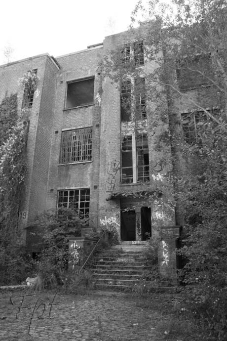 oud militair ziekenhuis