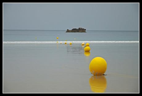 Brittany, the sea...
