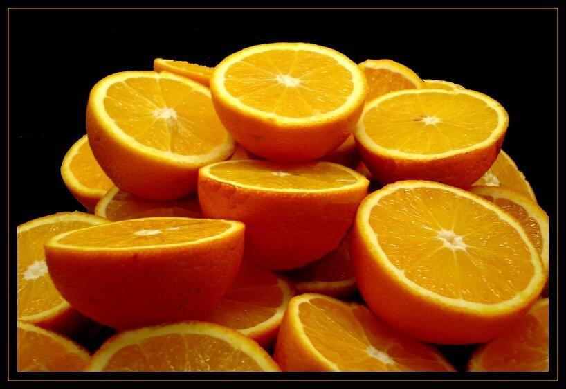 vitamines - - - foto door amajon op 18-03-2008 - deze foto bevat: sinaasappel, appelsien