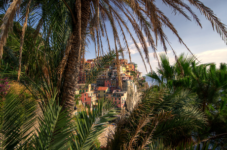 Cinque Terre Riviera