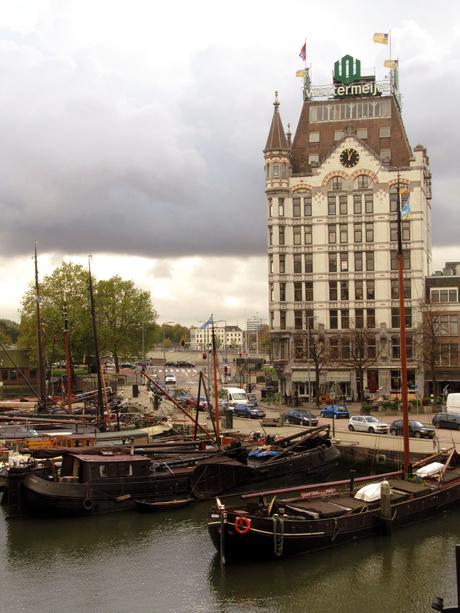 Nostalgie aan de Oude haven