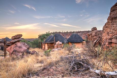 Mapungubwe Leokwe Camp