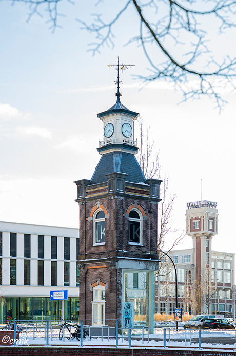 Kunst-torentje Almelo