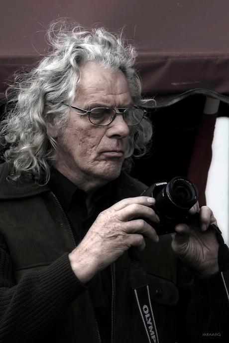 Hobbyfotograaf... Bourtange