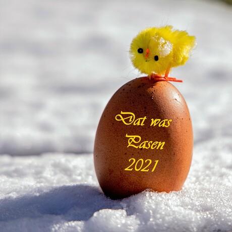 Eieren na Pasen
