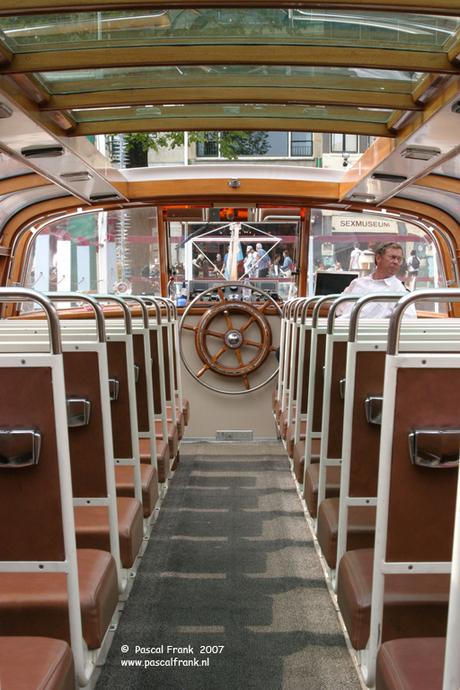 in de rondvaart boot