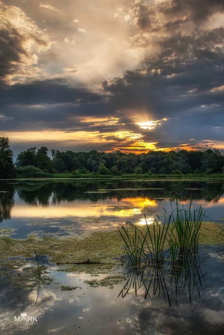 zonsopkomst Eijsder Beemden