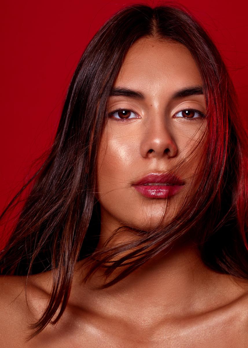 Baukje@Inbetweenmodels - Baukje @Inbetweenmodels MUAH: Frederique Goud - foto door stephanieverhart op 11-09-2019 - deze foto bevat: vrouw, donker, licht, portret, schaduw, model, flits, ogen, haar, fashion, beauty, emotie, glamour, studio, photoshop, closeup, mode, fotoshoot, visagie, flitser
