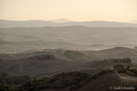Le Crete Senesi in Toscane
